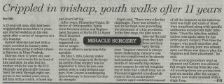 The Free Press Journal_Crippled is mishap youth walks after 11 years_Mumbai_Pg 7_21 Jan